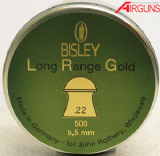 Bisley Long Range Gold Pellets (.22)